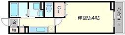 MATSU-KAZE[1階]の間取り