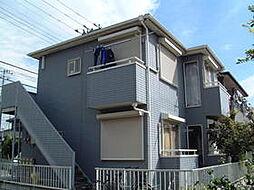 池田アパートII[2階]の外観