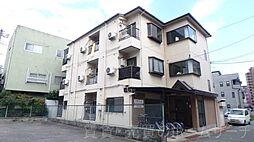 暁マンション[1階]の外観