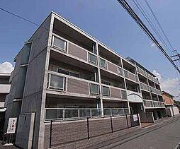 京都府京都市西京区川島東代町の賃貸マンションの外観