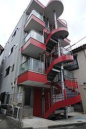東京都足立区島根3丁目の賃貸マンションの外観