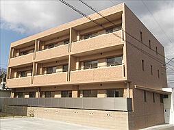 愛知県長久手市市が洞1丁目の賃貸マンションの外観