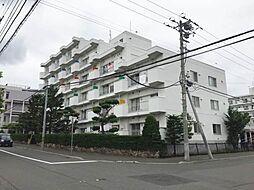 北海道札幌市西区西野二条8丁目の賃貸マンションの外観