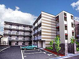 大阪府大東市新田本町の賃貸アパートの外観