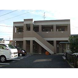 岐阜県岐阜市本荘3丁目の賃貸アパートの外観
