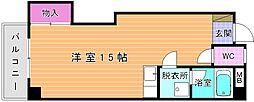 Tビルディング[3階]の間取り