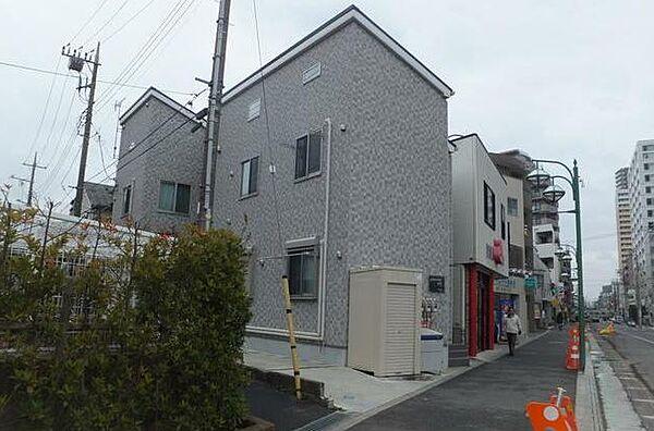 神奈川県座間市相模が丘5丁目の賃貸アパートの外観