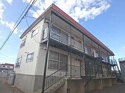 新川グランドハイツ[1階]の外観