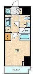 プレール・ドゥーク笹塚II[5階]の間取り