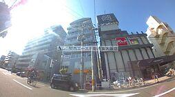 大阪府大東市北楠の里町の賃貸マンションの外観