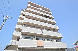 広島県広島市安芸区船越南1丁目の賃貸マンションの外観