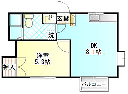 箱根板橋駅 4.3万円