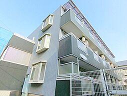 東京都世田谷区上馬1丁目の賃貸マンションの外観