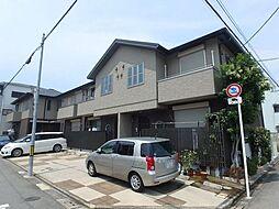 [テラスハウス] 大阪府堺市堺区向陵西町2丁 の賃貸【/】の外観