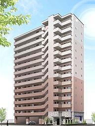 スプランディッド新大阪キャトル[14階]の外観