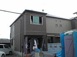 兵庫県姫路市辻井3丁目の賃貸アパートの外観