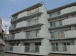 上野坂ハイツ[2階]の外観