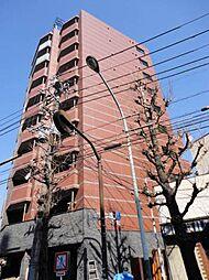 ロアール目黒不動前[8階]の外観