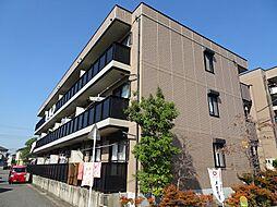 リビングタウン松ヶ島A・B[3階]の外観