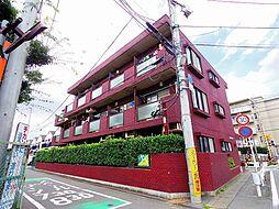 埼玉県所沢市大字久米の賃貸マンションの外観