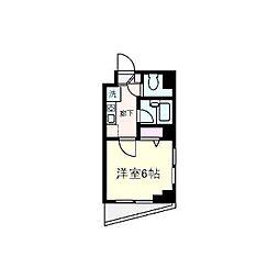 HOUZEN VII[0602号室]の間取り
