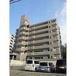 愛知県日進市栄4丁目の賃貸マンションの外観