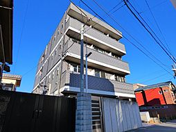千葉県千葉市花見川区幕張町4丁目の賃貸マンションの外観