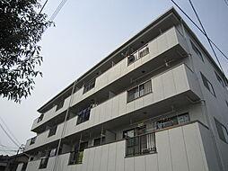 ハイム西口[3階]の外観