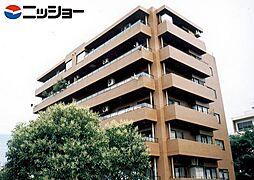 三旺マンション猫ヶ洞601号室[6階]の外観