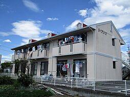 シーブリーズA・B[1階]の外観