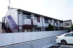 兵庫県宝塚市寿町の賃貸アパートの外観