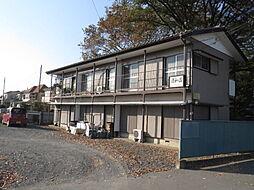 清和荘[101号室]の外観