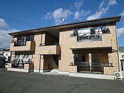 静岡県浜松市中区曳馬町の賃貸アパートの外観