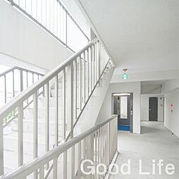 ラミナスコート[5階]の外観