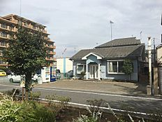 JR青梅線小作駅から徒歩圏内