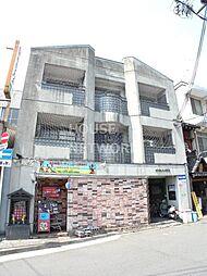 京都府京都市上京区後藤町の賃貸マンションの外観