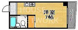 メゾンKOYO[302号室号室]の間取り