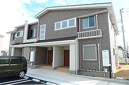 兵庫県加古川市野口町北野の賃貸アパートの外観