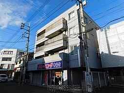 東京都町田市成瀬が丘2丁目の賃貸マンションの外観