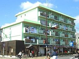 板倉第2ビル[5階]の外観