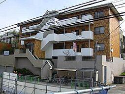 ハイツ香花園[2階]の外観