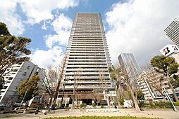プレミストタワー大阪新町ローレルコート[5階]の外観