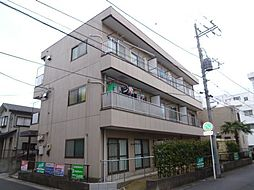 小西第5マンション[201号室]の外観