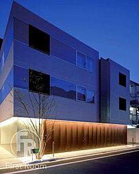 東京都大田区池上4丁目の賃貸マンションの外観