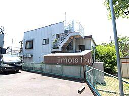 江坂垂水町福山ハイツ[1階]の外観