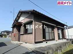 [一戸建] 三重県松阪市荒木町 の賃貸【/】の外観