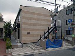 埼玉県さいたま市桜区西堀7丁目の賃貸アパートの外観