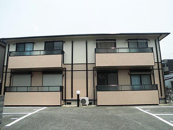 パル武庫川[2階]の外観