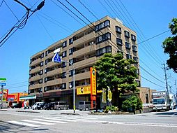 田村レジデンス[601号室]の外観