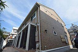 村雲アパートメント[2階]の外観